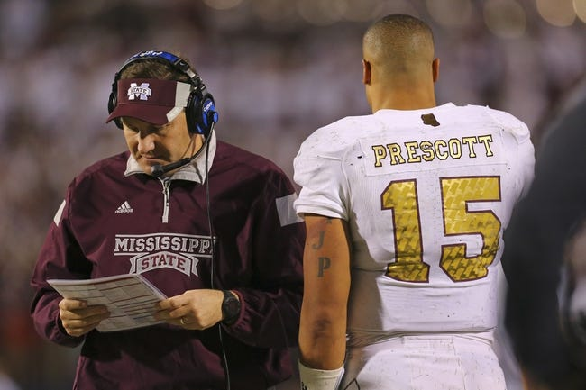 Mississippi State vs. Georgia Tech - 12/31/14 Orange Bowl Pick, Odds, and Prediction