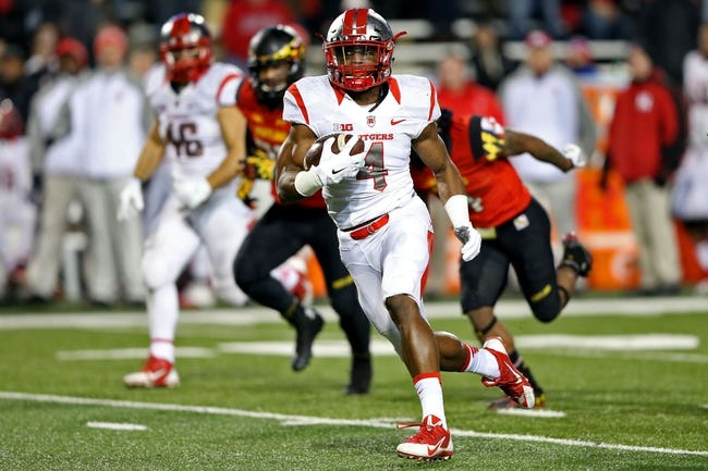 Ohio State Buckeyes vs. Rutgers Scarlet Knights - 10/24/15 College Football Pick, Odds, and Prediction
