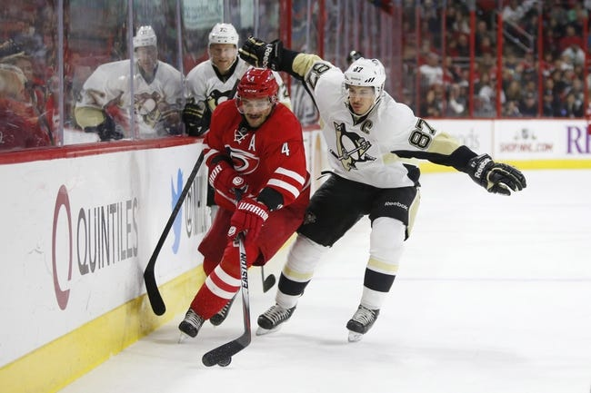 Penguins vs. Hurricanes - 12/31/14 NHL Pick, Odds, and Prediction