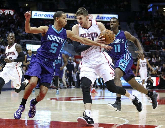 Hornets vs. Hawks - 3/28/15 NBA Pick, Odds, and Prediction