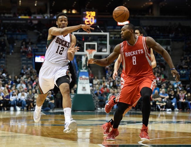 Rockets vs. Bucks - 2/6/15 NBA Pick, Odds, and Prediction