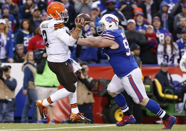 Bills vs. Browns - 8/20/15 NFL Pick, Odds, and Prediction