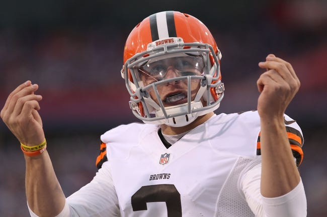 Browns vs. Bengals - 12/14/14 NFL Pick, Odds, and Prediction