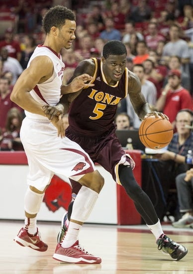 Iona Gaels vs. Monmouth Hawks - 2/22/15 College Basketball Pick, Odds, and Prediction