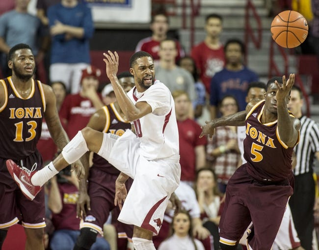 Iona vs. Quinnipiac - 1/6/15 College Basketball Pick, Odds, and Prediction