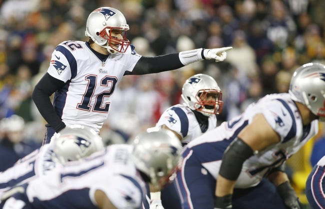 Chargers vs. Patriots - 12/7/14 NFL Pick, Odds, and Prediction