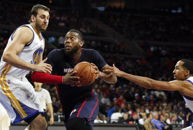 Warriors vs. Pistons - 3/11/15 NBA Pick, Odds, and Prediction