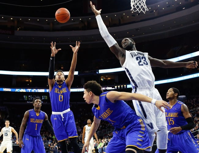 Villanova Wildcats vs. Delaware Blue Hens - 12/22/15 College Basketball Pick, Odds, and Prediction