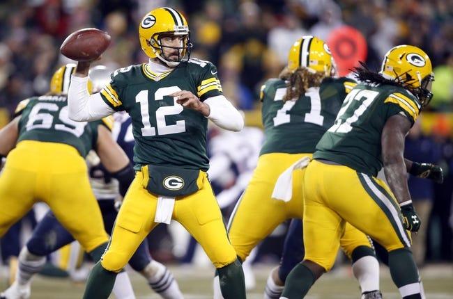Fantasy Football 2014: Falcons at Packers 12/8/14 Week 14 Preview