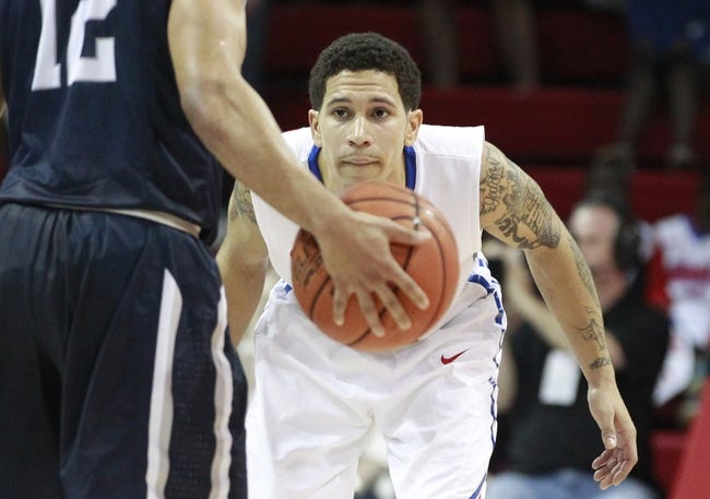 SMU vs. Wyoming - 12/5/14 College Basketball Pick, Odds, and Prediction
