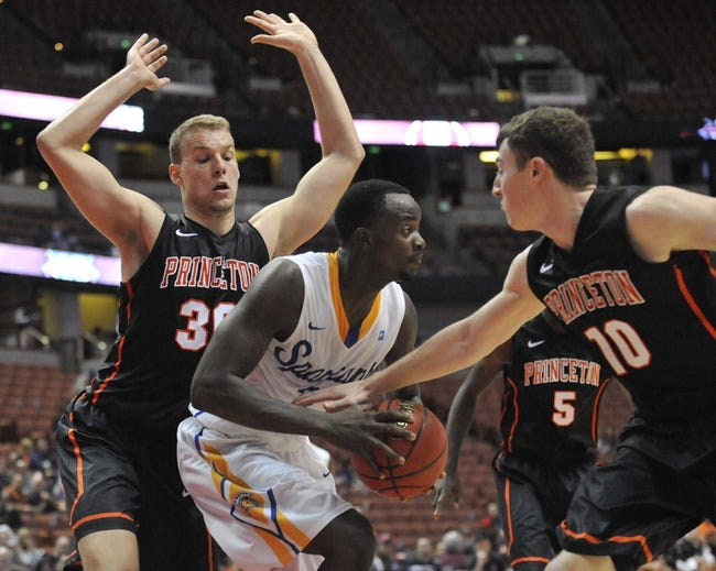 Saint Peter's vs. Princeton - 12/10/14 College Basketball Pick, Odds, and Prediction