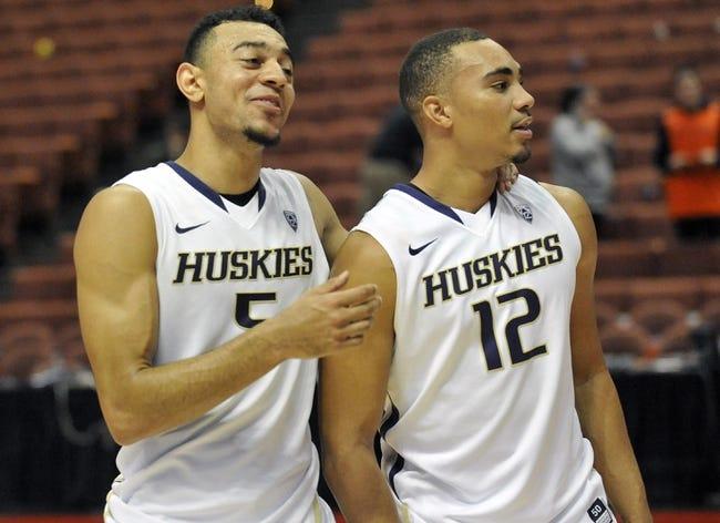 Washington vs. San Diego State - 12/7/14 College Basketball Pick, Odds, and Prediction