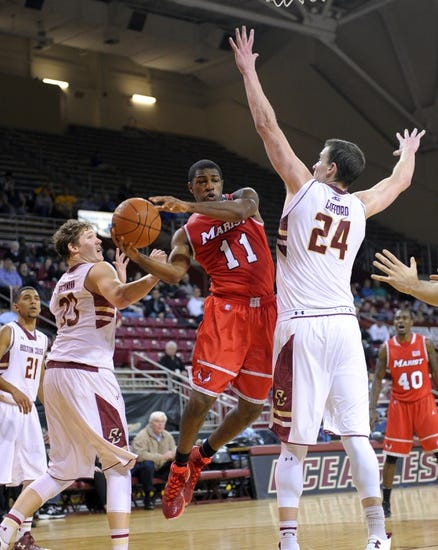 Marist Red Foxes vs. Niagara Purple Eagles - 2/6/15 College Basketball Pick, Odds, and Prediction