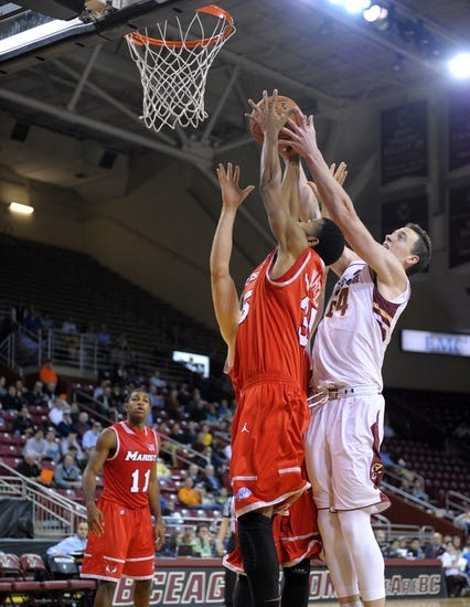 Marist Red Foxes vs. Saint Joseph's Hawks - 12/20/14 College Basketball Pick, Odds, and Prediction
