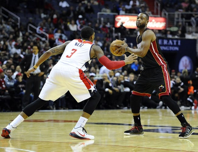 Heat vs. Wizards - 12/19/14 NBA Pick, Odds, and Prediction