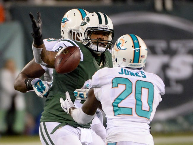 NFL | New York Jets (3-12) at Miami Dolphins (8-7)