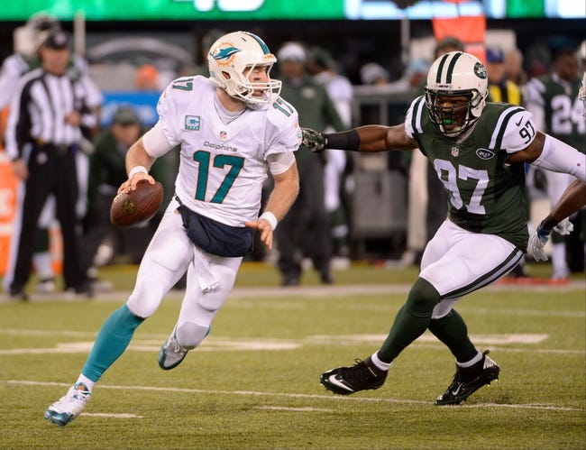 Miami Dolphins at New York Jets NFL Score, Recap, News and Notes