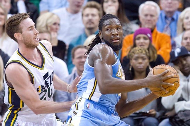 Denver Nuggets vs. Utah Jazz - 2/27/15 NBA Pick, Odds, and Prediction