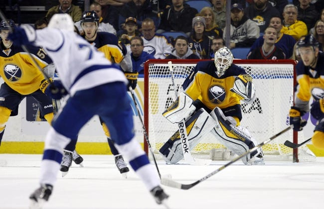 Lightning vs. Sabres - 12/4/14 NHL Pick, Odds, and Prediction