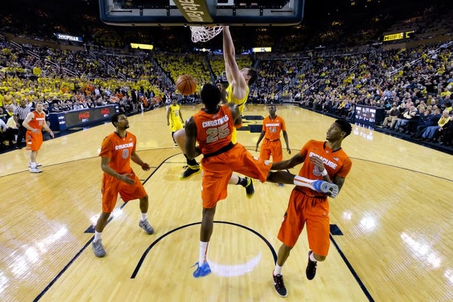 Syracuse vs. St. John's - 12/6/14 College Basketball Pick, Odds, and Prediction