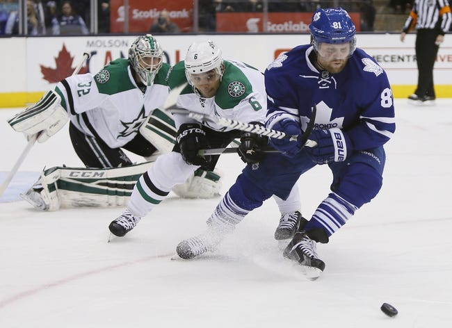 Stars vs. Maple Leafs - 12/23/14 NHL Pick, Odds, and Prediction