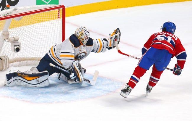 Canadiens vs. Sabres - 2/3/15 NHL Pick, Odds, and Prediction