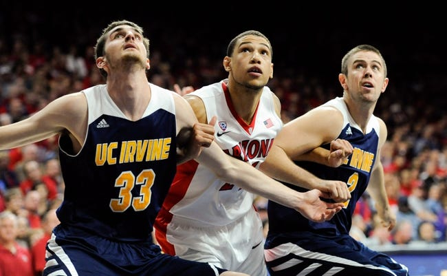 Big West Quarterfinal-UC Irvine Anteaters vs. UC Riverside Highlanders - 3/12/15 College Basketball Pick, Odds, and Prediction