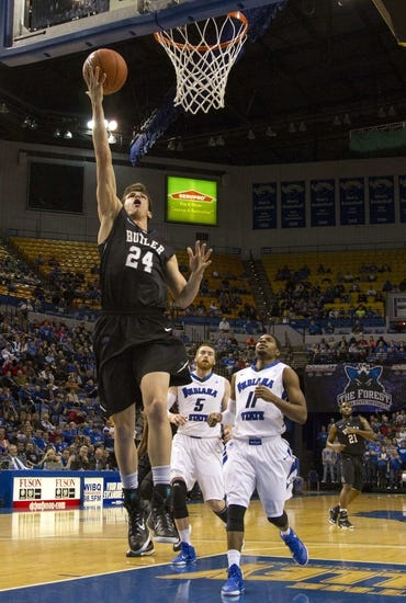 Tennessee Volunteers vs. Butler Bulldogs - 12/14/14 College Basketball Pick, Odds, and Prediction