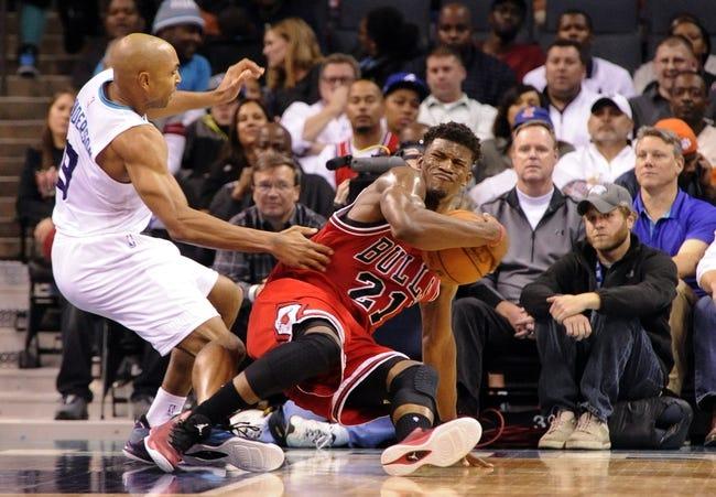 Chicago Bulls vs. Charlotte Hornets - 2/25/15 NBA Pick, Odds, and Prediction