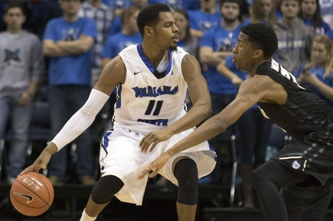 Indiana State vs. Illinois State - 1/9/16 College Basketball Pick, Odds, and Prediction