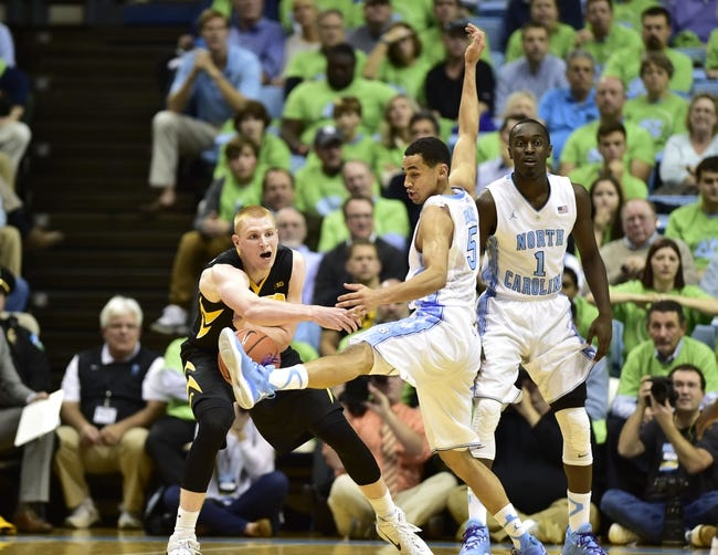 North Carolina vs. East Carolina - 12/7/14 College Basketball Pick, Odds, and Prediction