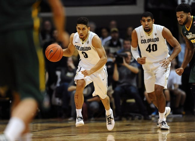 Colorado Buffaloes vs. Colorado State Rams - 12/10/14 College Basketball Pick, Odds, and Prediction