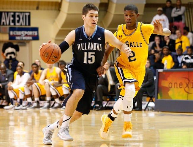 Villanova Wildcats vs. La Salle Explorers - 12/13/15 College Basketball Pick, Odds, and Prediction