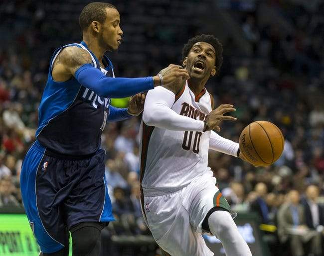 Dallas Mavericks vs. Milwaukee Bucks - 12/7/14 NBA Pick, Odds, and Prediction