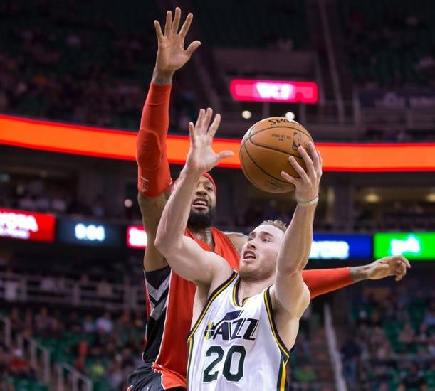 Utah Jazz vs. Toronto Raptors - 11/18/15 NBA Pick, Odds, and Prediction