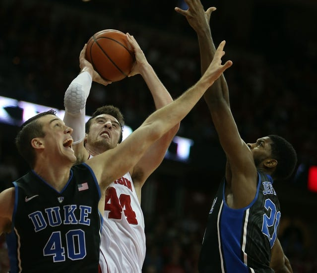 Duke  vs. Wisconsin- NCAA Championship - 4/6/15 College Basketball Pick, Odds, and Prediction