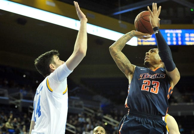 Cal State Fullerton Titans vs. San Diego Toreros - 11/21/15 College Basketball Pick, Odds, and Prediction