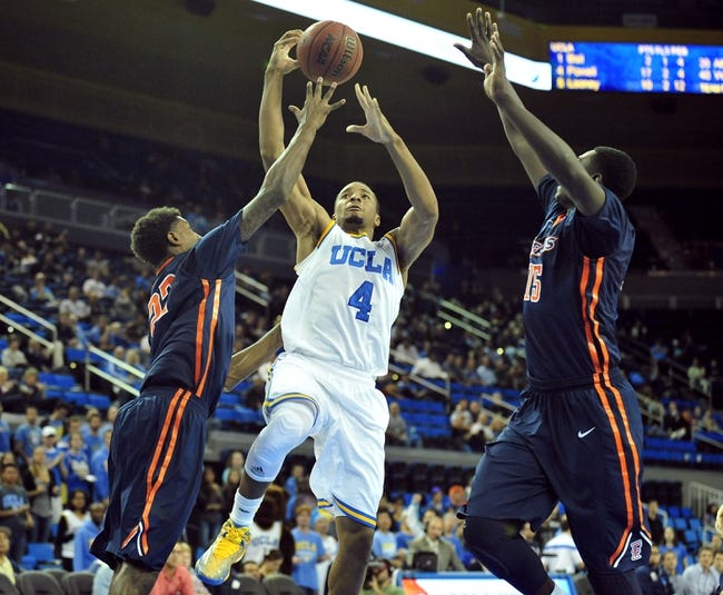 UCLA vs. San Diego - 12/7/14 College Basketball Pick, Odds, and Prediction