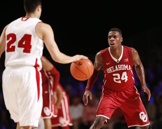 Tulsa Golden Hurricane vs. Oklahoma Sooners - 12/13/14 College Basketball Pick, Odds, and Prediction
