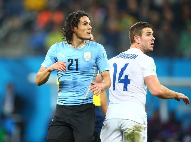 Soccer | Uruguay (0-0) vs. Jamaica (0-0)