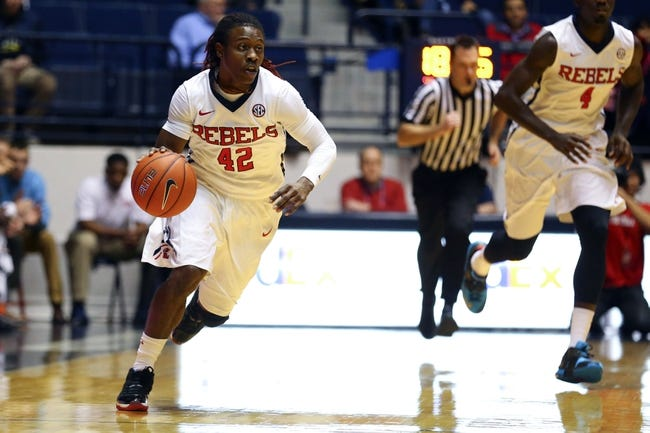Mississippi Rebels vs. Western Kentucky Hilltoppers - 12/13/14 College Basketball Pick, Odds, and Prediction