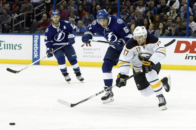 Sabres vs. Lightning - 12/31/14 NHL Pick, Odds, and Prediction