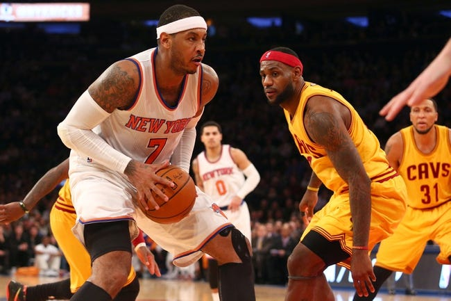 NBA News: Player News and Updates for 12/5/14