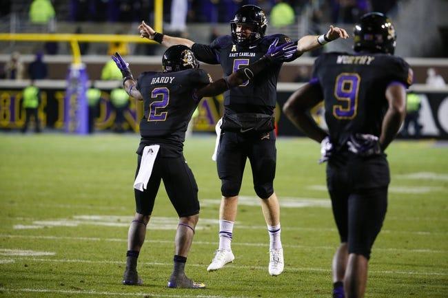 East Carolina vs. Florida Birmingham Bowl - 1/3/15 College Football Pick, Odds, and Prediction