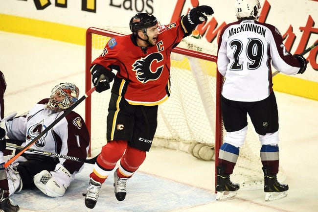 Avalanche vs. Flames - 3/14/15 NHL Pick, Odds, and Prediction