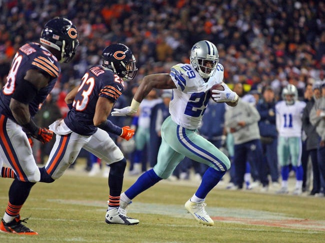 Dallas Cowboys at Chicago Bears NFL Score, Recap, News and Notes