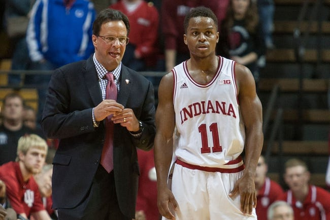 Indiana vs. Iowa - 2/11/16 College Basketball Pick, Odds, and Prediction