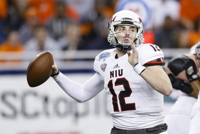 Marshall vs. Northern Illinois - 12/23/14 Boca Raton Bowl Pick, Odds, and Prediction