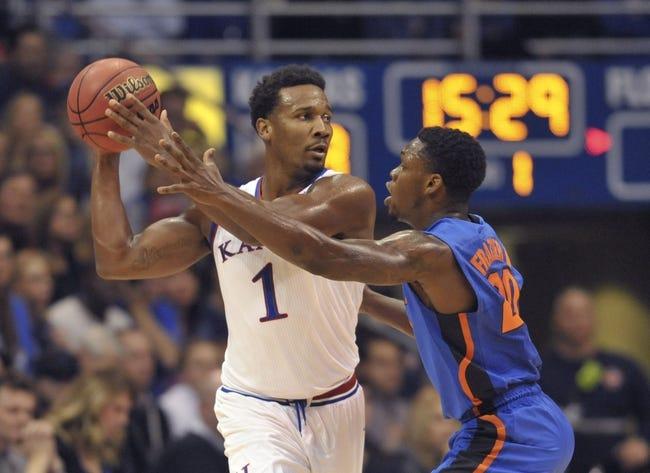Kansas vs. Utah - 12/13/14 College Basketball Pick, Odds, and Prediction