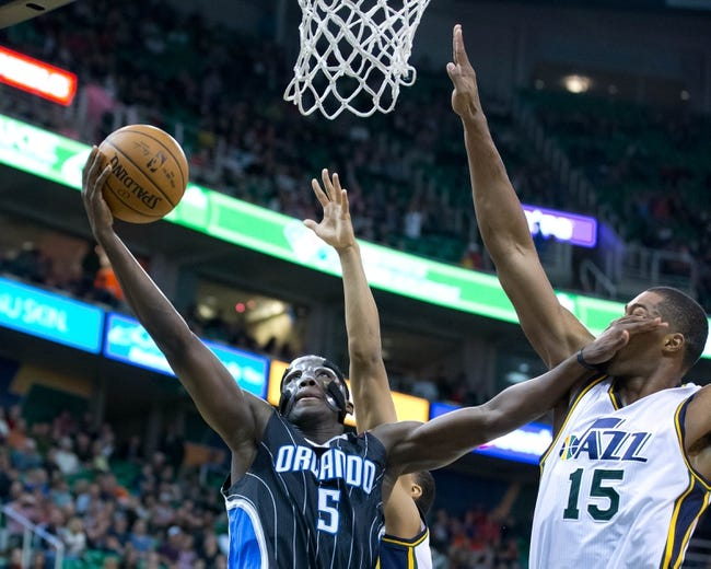 Orlando Magic vs. Utah Jazz - 12/19/14 NBA Pick, Odds, and Prediction